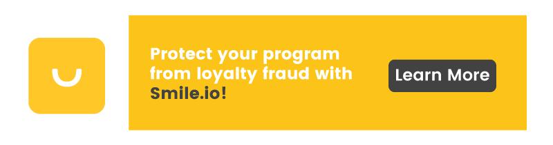 exploit reward point program smile CTA