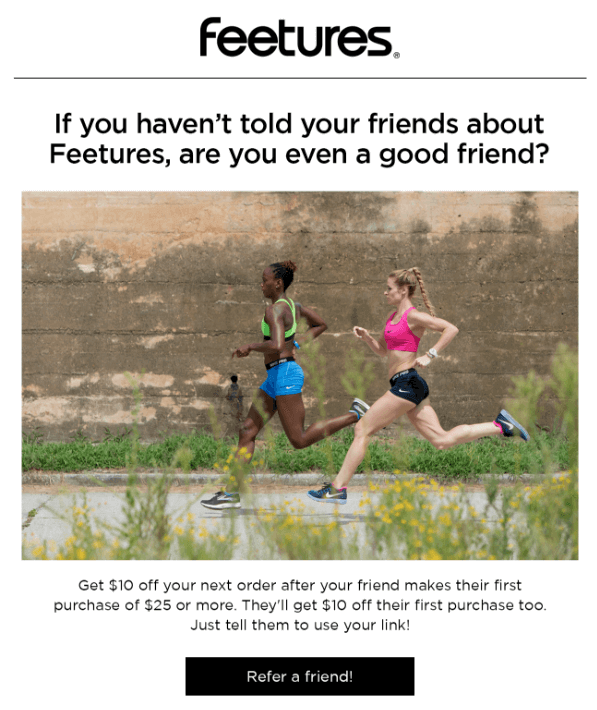 5 Ways to Strengthen Your Brand Community with Social Proof - Feetures-Refer-a-Friend