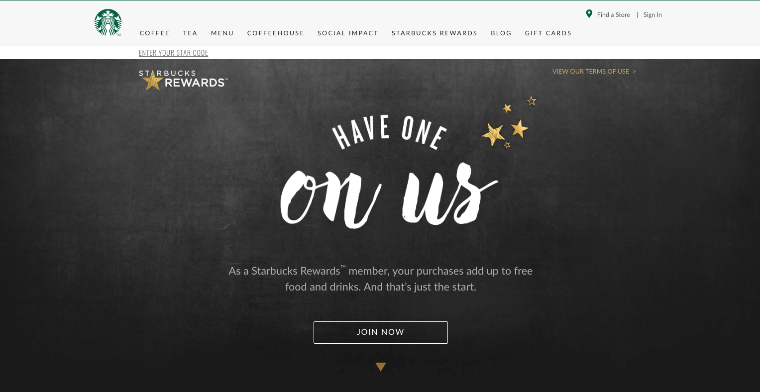 8 Examples of Creative Reward Points Names - Starbucks Stars
