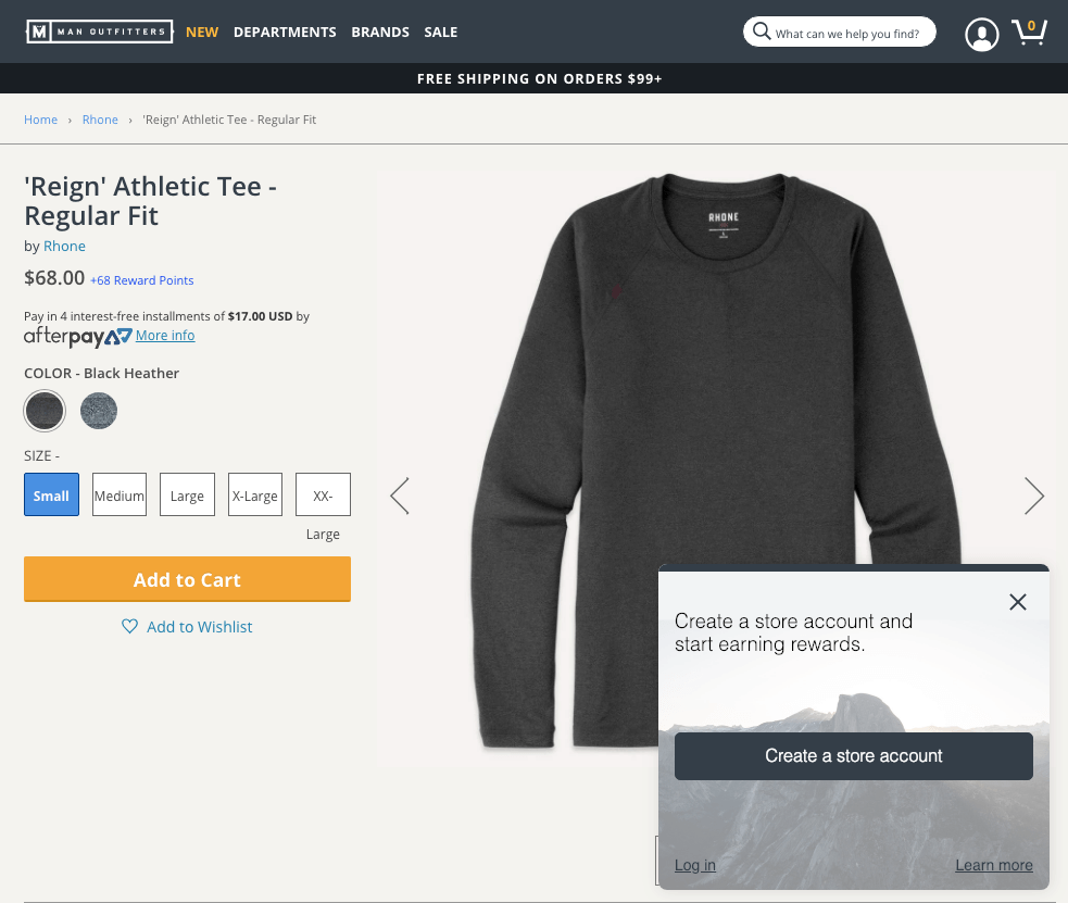 How to Build Rewards Program in Men's Fashion - Man Outfitters