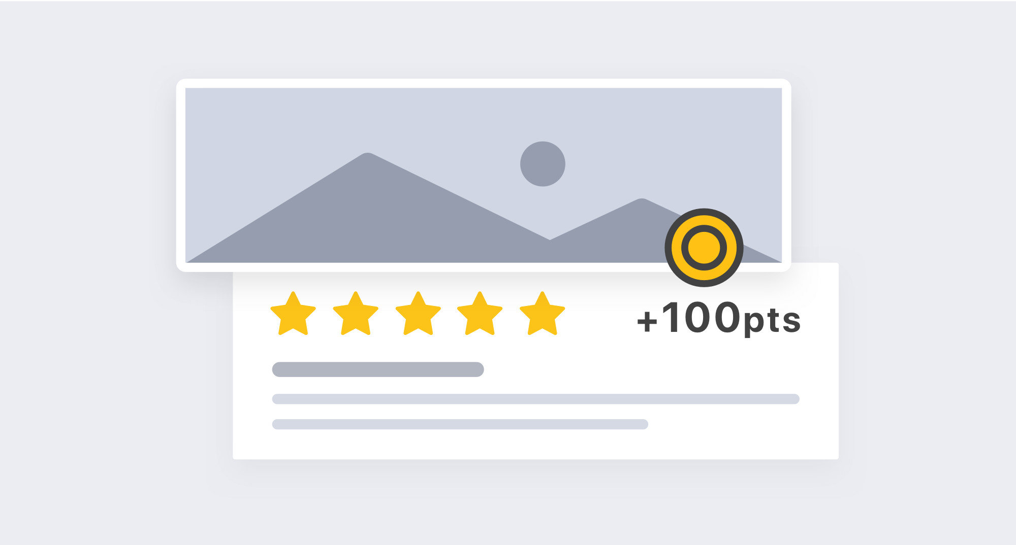 earning points for photo reviews with Smile and Loox