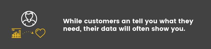 inbound marketing data needs