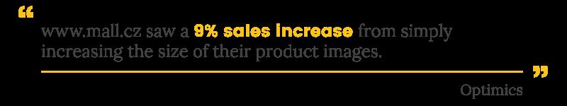 convert visitors into buyers optimics quote