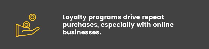 repeat business loyalty programs