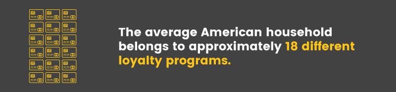 loyalty program is ineffective 18 programs