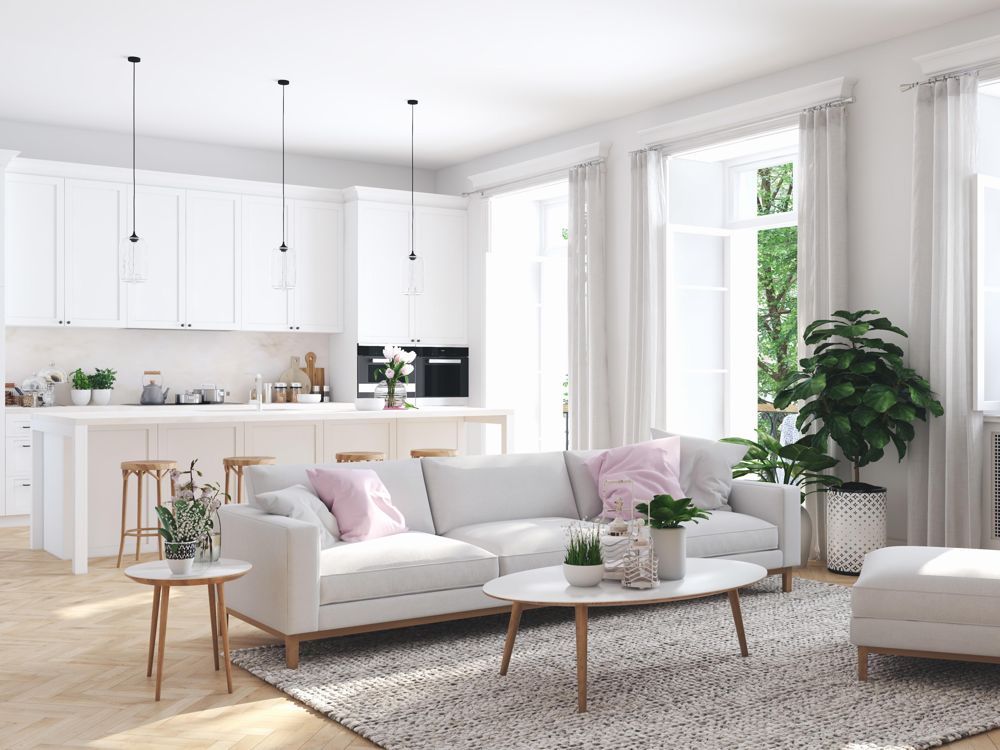 Come Dividere Sala E Cucina 5 combinazioni colore per dividere la cucina dal soggiorno