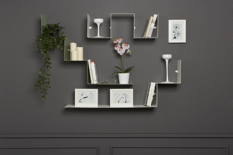 Idee Per Posizionare Mensole 4 soluzioni per rendere una parete originale