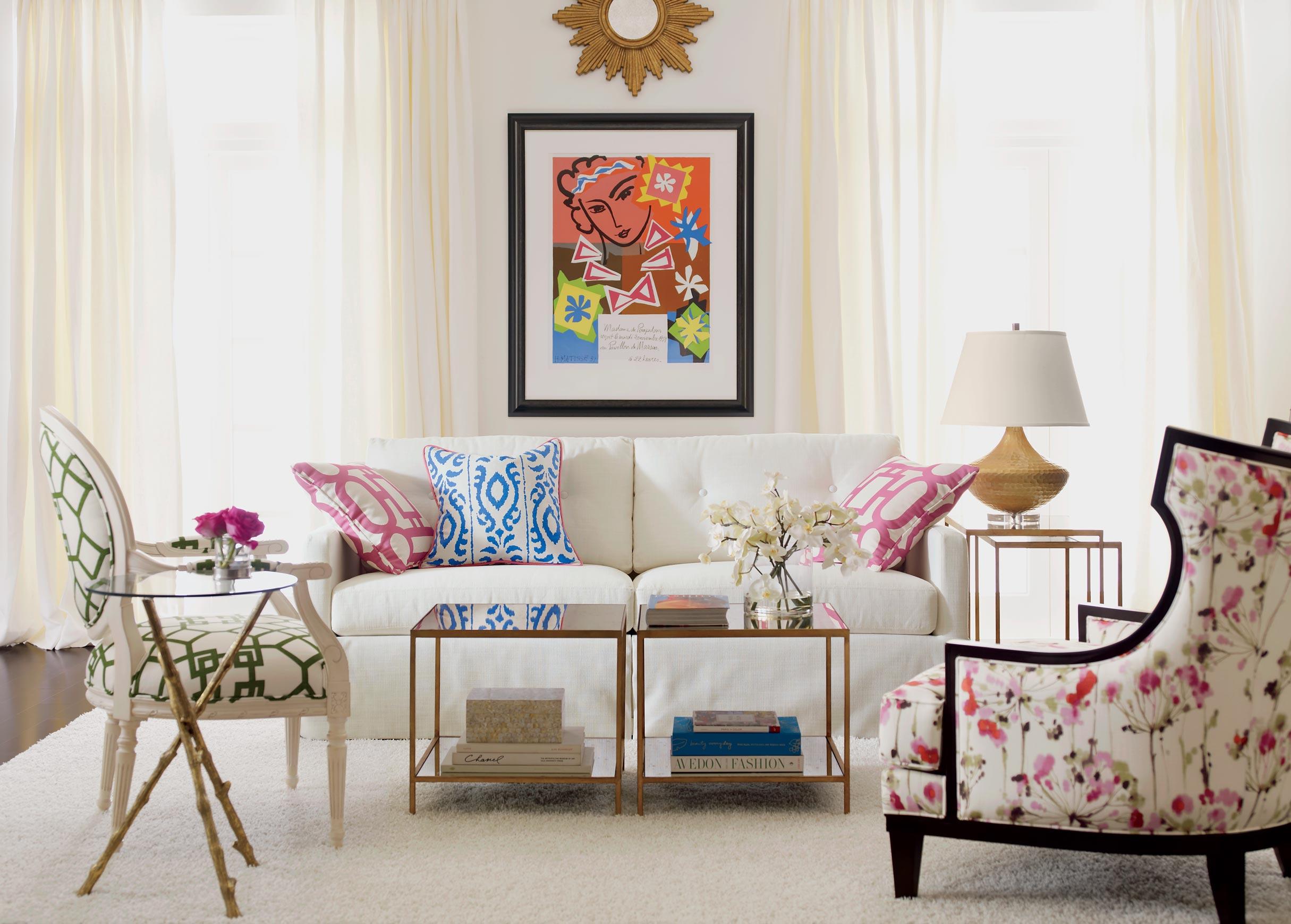 Floral Interior Design Trend