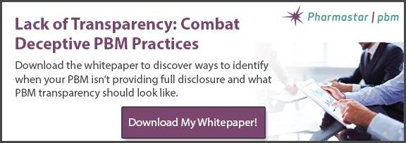 Lack of Transparency: Combat Deceptive PBM Practices