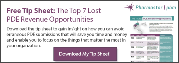 The Top 7 Lost PDE Revenue Opportunities