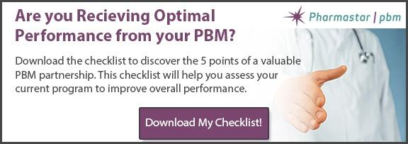 Are you receiving optimal performance from your PBM?