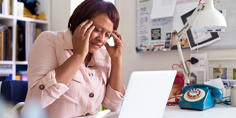 Health Resource Spotlight: Workplace Stress