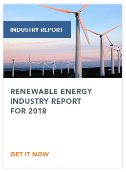 Renewable Energy Industry Report for 2018