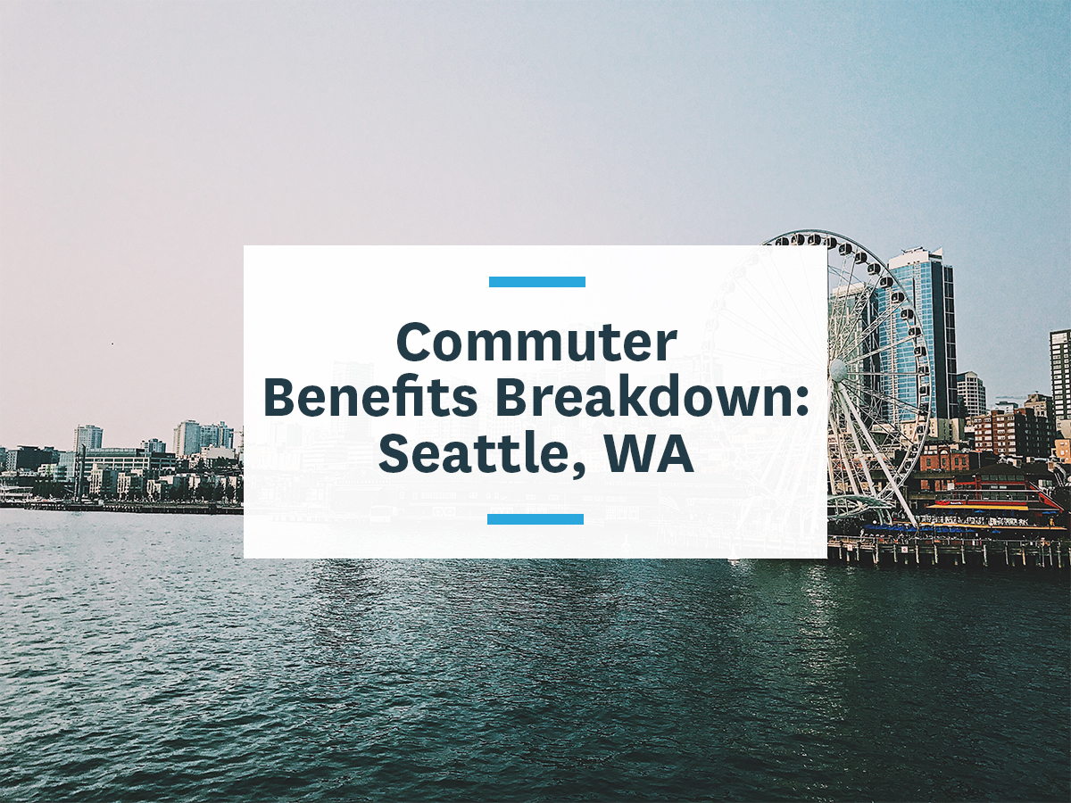 4X3 commuter benefits seattle