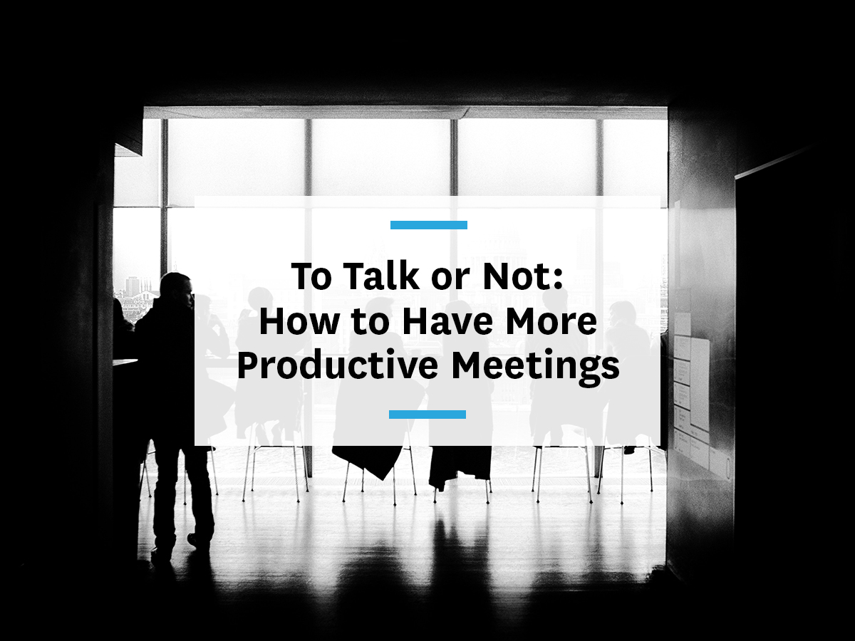 4X3ratio meetings blog