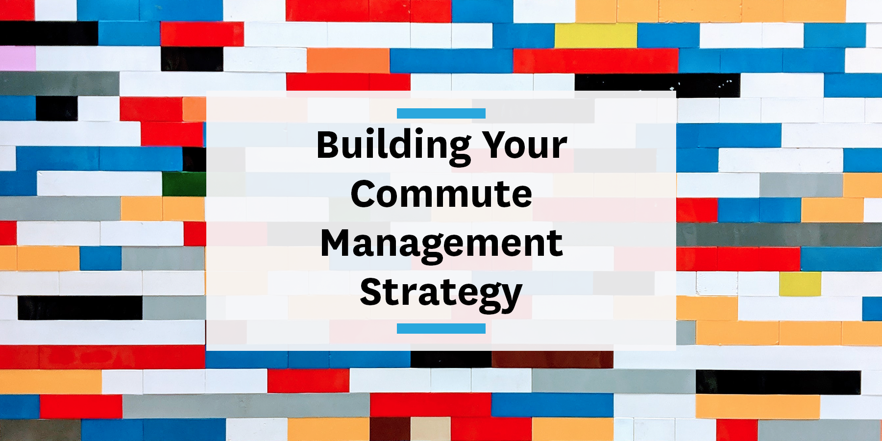 Commute management solutions and strategies making employee commutes more sustainable