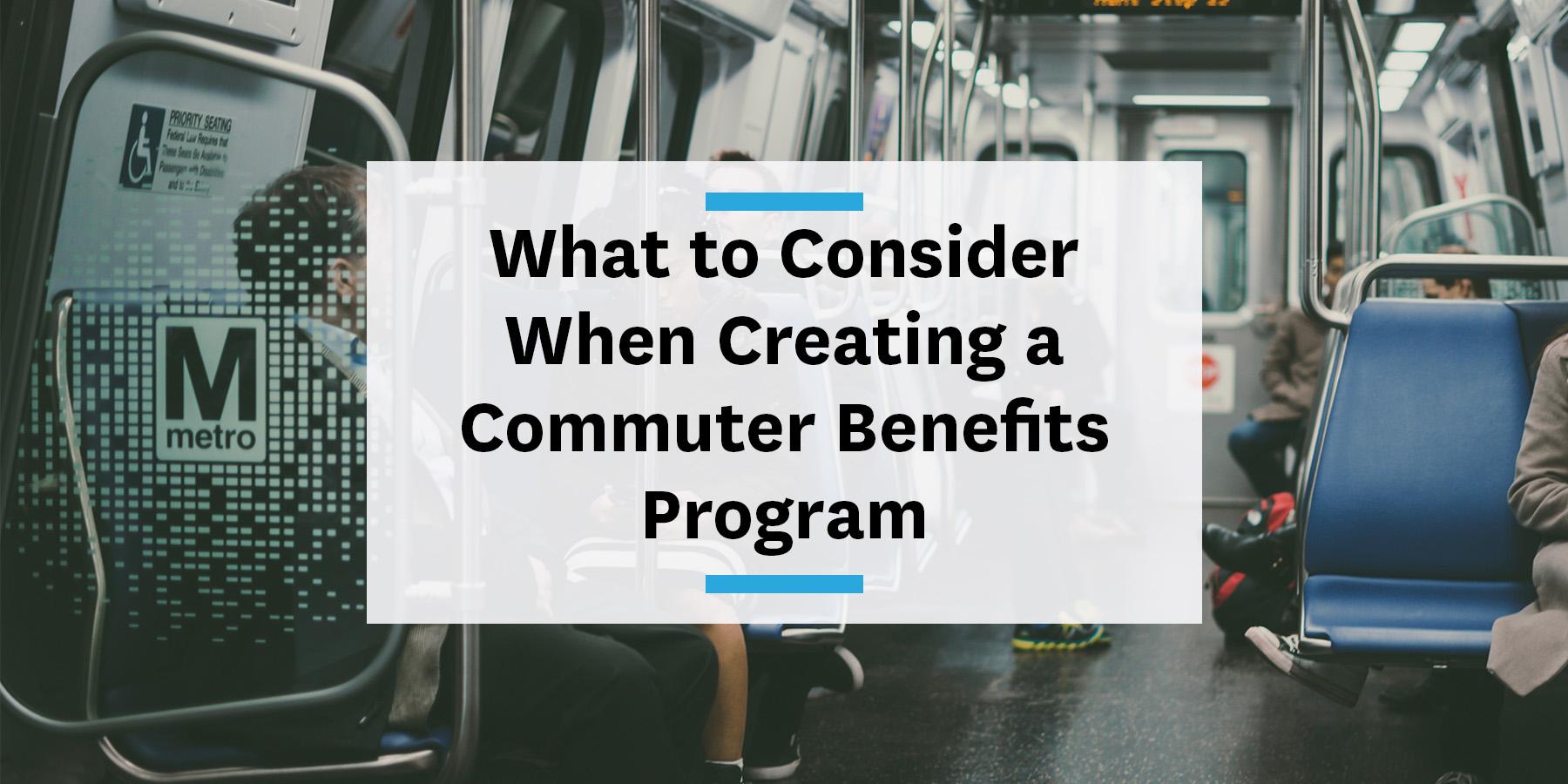Commuter benefits program guest blog employee TDM