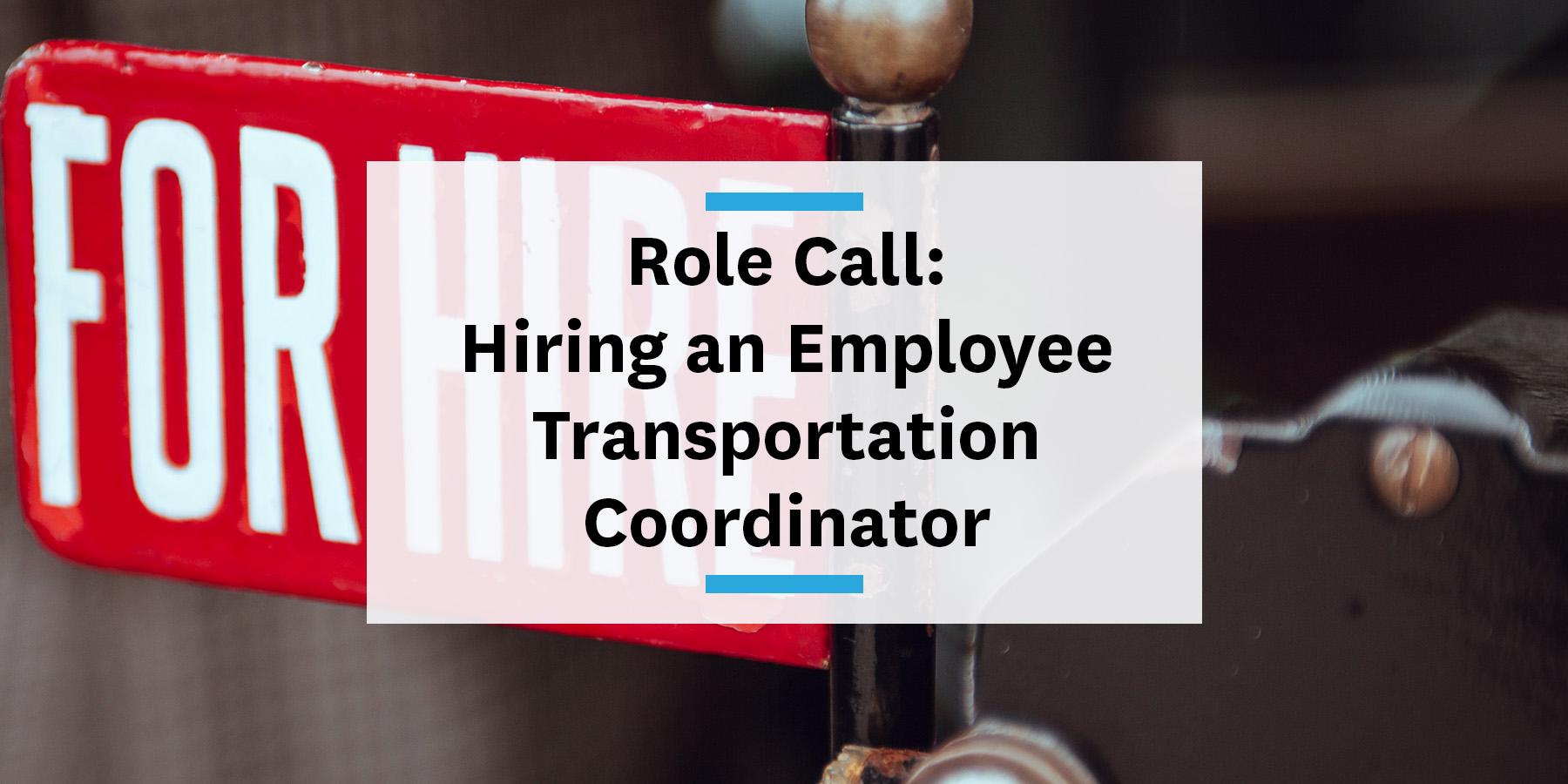 Employee Transportation Coordinator ETC Blog
