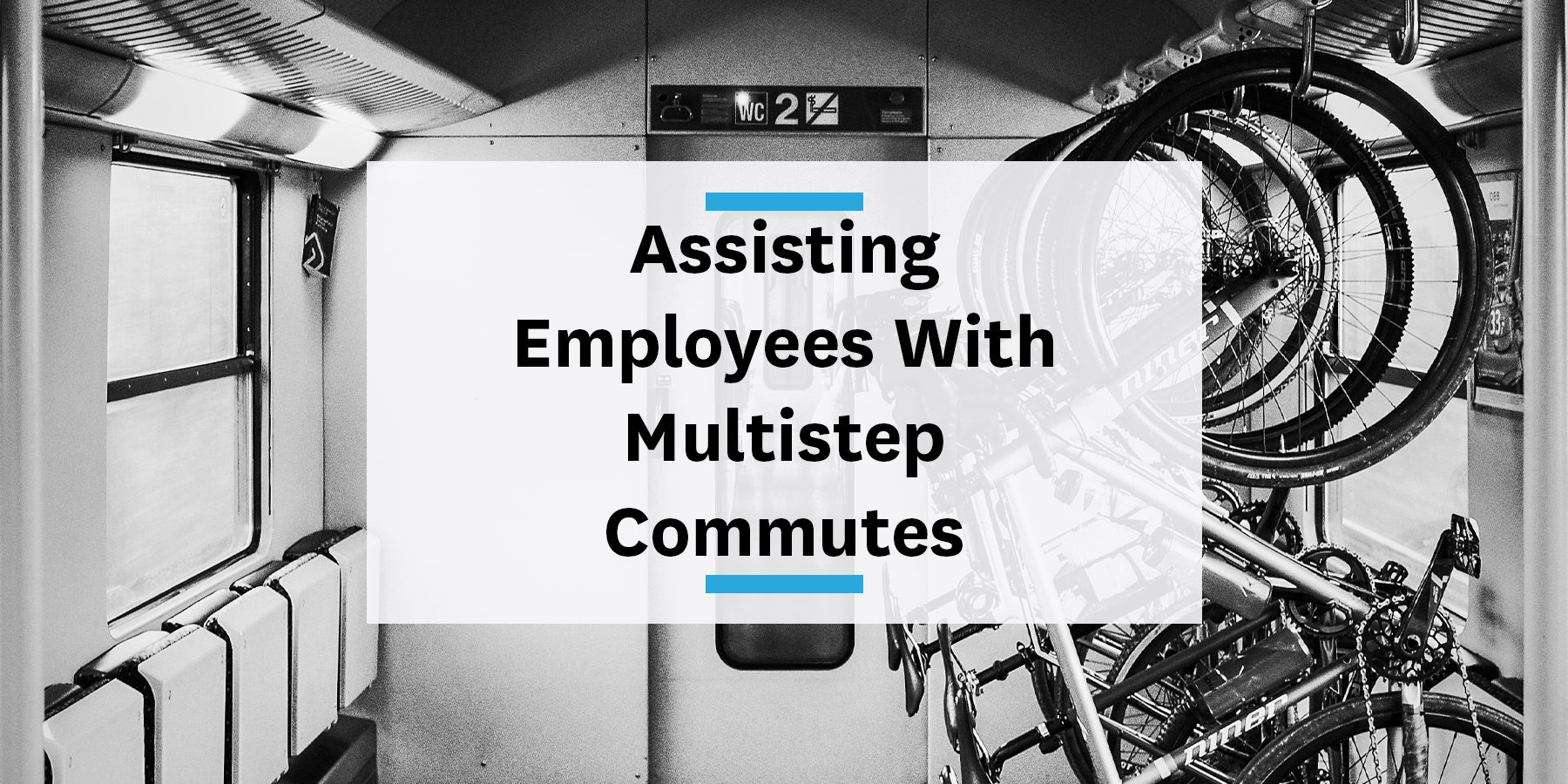 Commute management of your employees multimodal commutes bikesharing scooters and transit