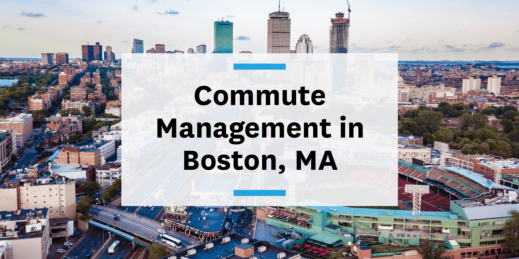 building a commute management strategy in Boston-1
