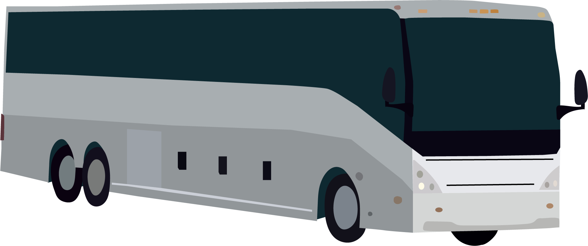 Providing employees a company shuttle and the commuter benefits
