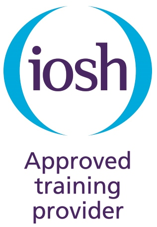 Approved training provider IOSH logo website