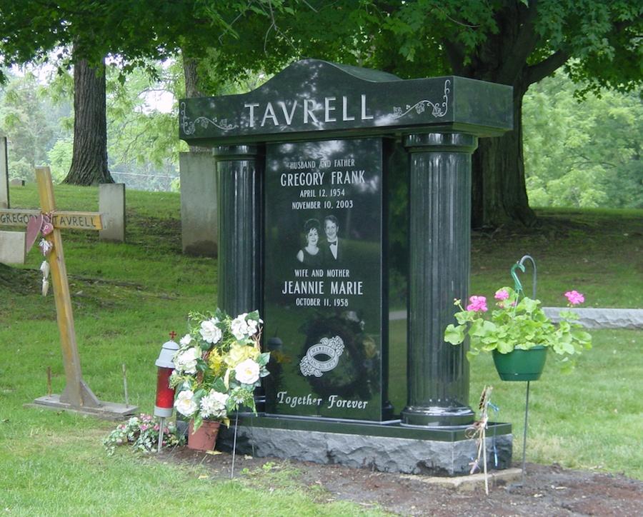 Brecksville Cemetery Memorials Milano Monuments
