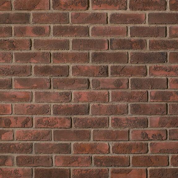 Brick Veneer Used Cultured Stone