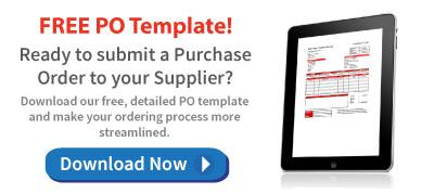 Download Free PO Template  Free Po Template