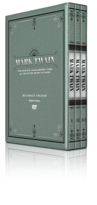 Mark Twain DVD