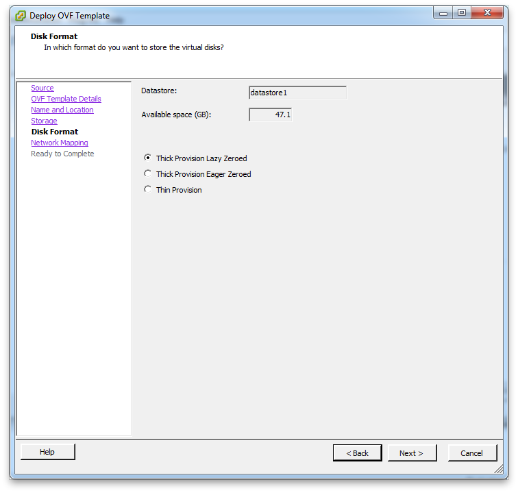 Installing the Cloud Services Router 1000v in VMware ESXi 5 1