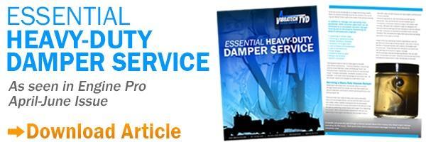 Crankshaft Dampers - Vibratech TVD Viscous Damper Catalog
