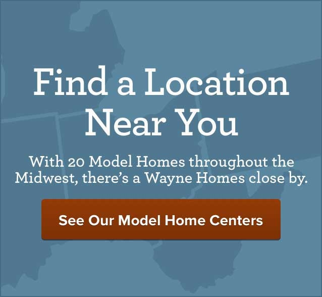 With 20 Model Homes Throughout The Midwest There S A