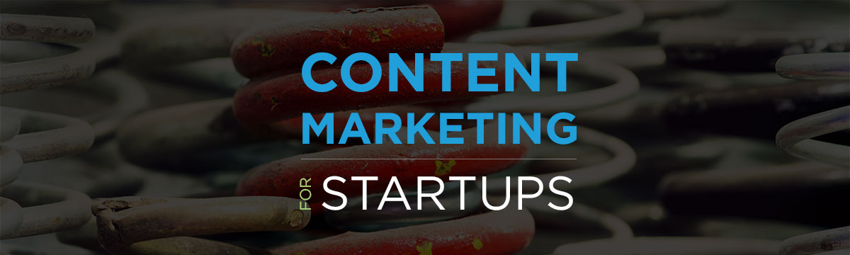Content Marketing startup