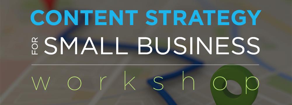 Next Door Content Strategy Workshop