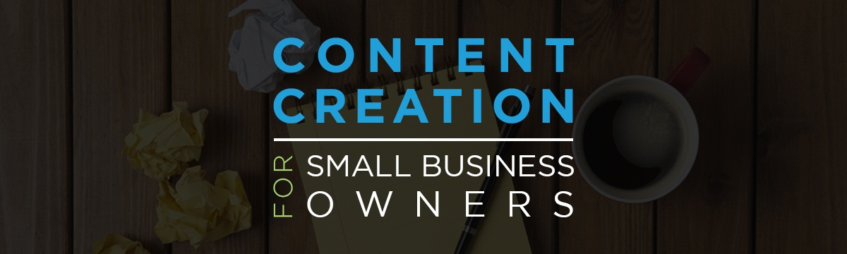 Content Creation for small business