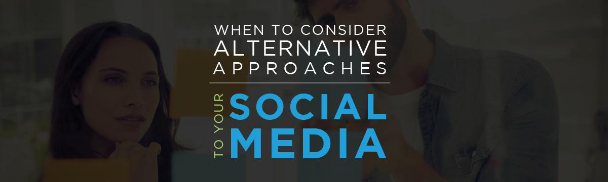 alternative approaches social media sprk'd