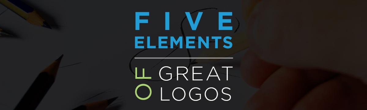 5 Elements of Great Logo Design