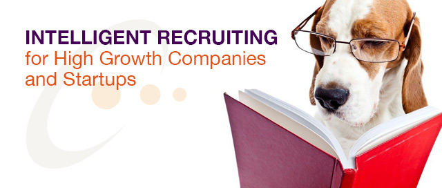 intelligent recruiting for high growth companies and startups