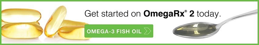 OmegaRx 2 Fish Oil