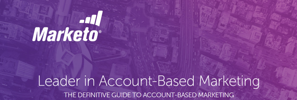 Marketo - Leader Based Account Based Marketing