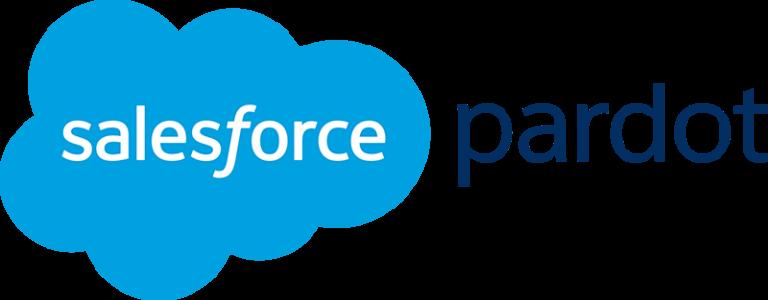 Salesforce - Pardot Logo