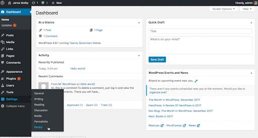 Pardot Integration on Wordpress Website - Step 1