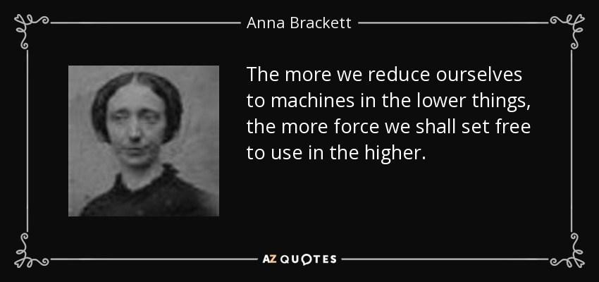 Anna Brackett