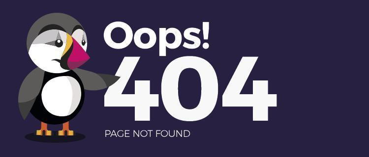 Oops! 404 Page Found - How to Remove Them