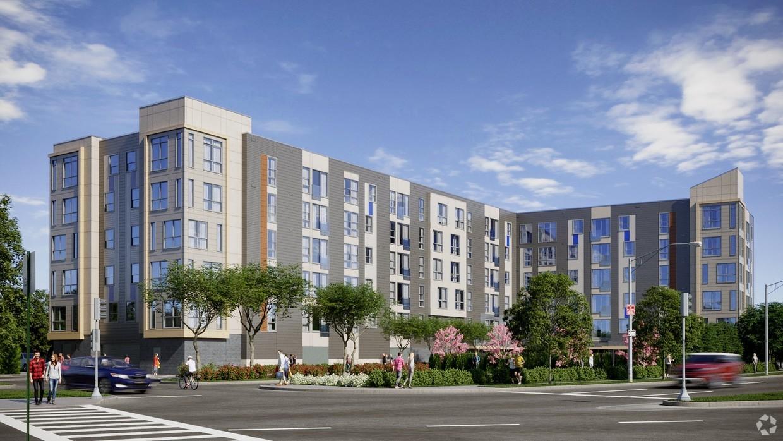 One Beachmont 195 Luxury Apartments