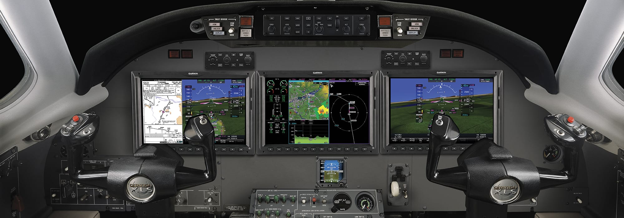 The Garmin G5000 for the Citation Excel and XLS