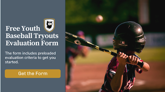 Top Youth Baseball Tryout Drills - TeamGenius