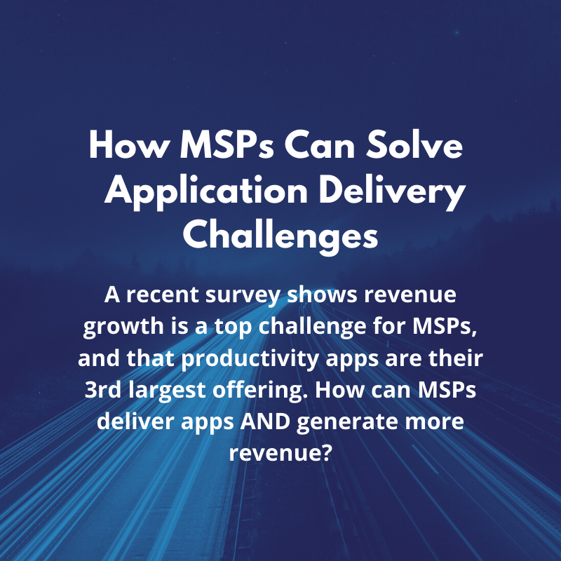 MSP Challenges Blog
