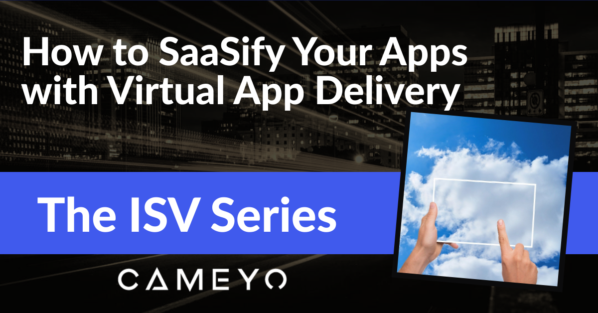 SaaSify Your Apps